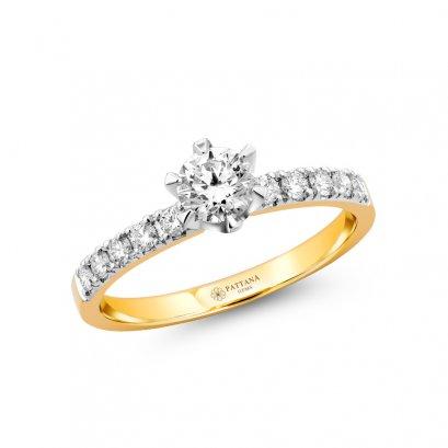 แหวนเพชรผู้หญิง A8172