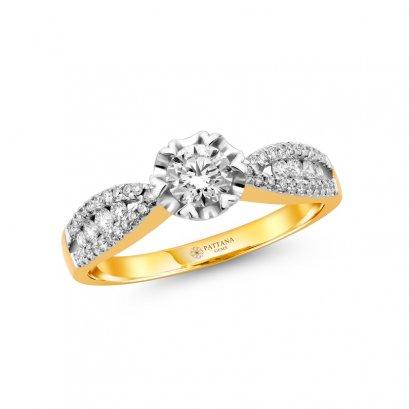 แหวนเพชรผู้หญิง A8221