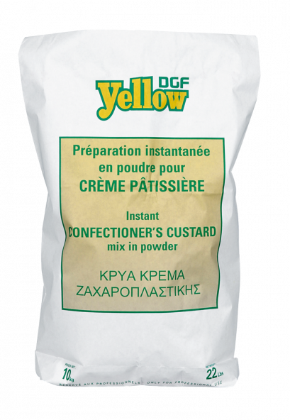 Instant Custard Mix Powder 10 kg