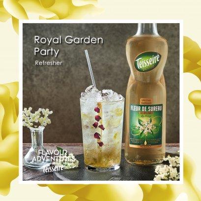 """ Royal Garden Party "" Refresher"