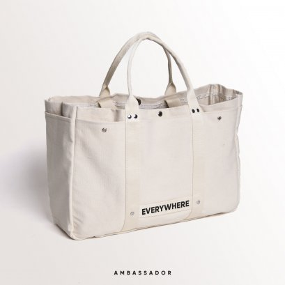 Supermarket Bag : Off White