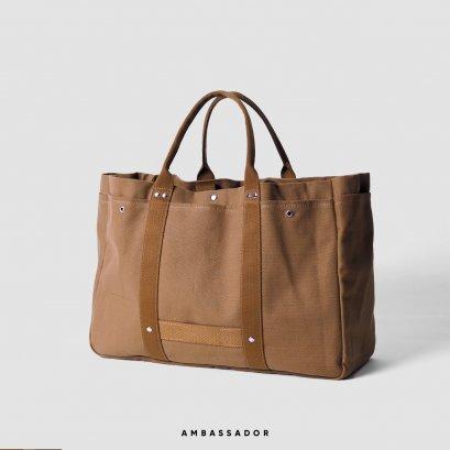 Supermarket Bag : Brown