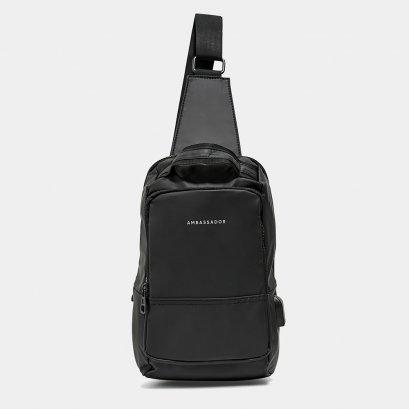 EL PASO BAG : Black