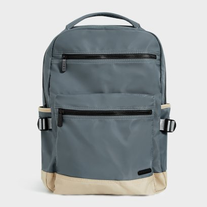 WEKKEND BACKPACK : Steel