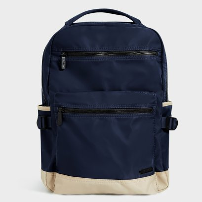WEEKEND BACKPACK : Navy