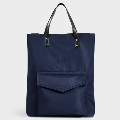 WEEKEND TOTE BAG : Navy