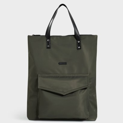 WEEKEND TOTE BAG : Olive