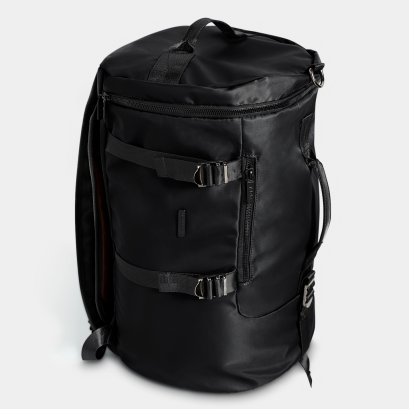 WEEKEND TRAVEL BAG : Black