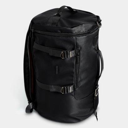 WEEKEND TRAVEL BAG : Black