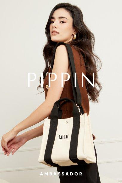 PIPPIN BAG - Black