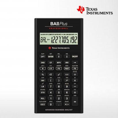 BA II Plus Pro