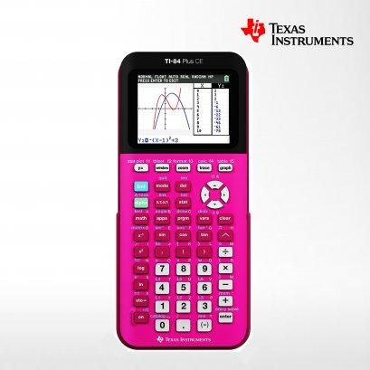 TI-84 Plus CE (Pink)