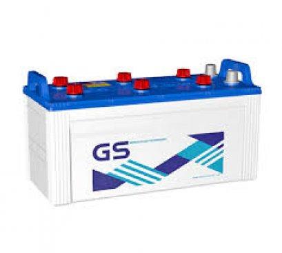 แบตเตอรี่ GS รุ่น N120 (เติมน้ำกรดพร้อมใช้งาน)