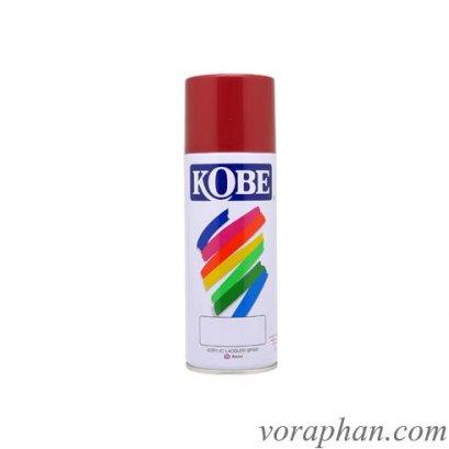 สีสเปรย์ KOBE # 911 (สีแดง)