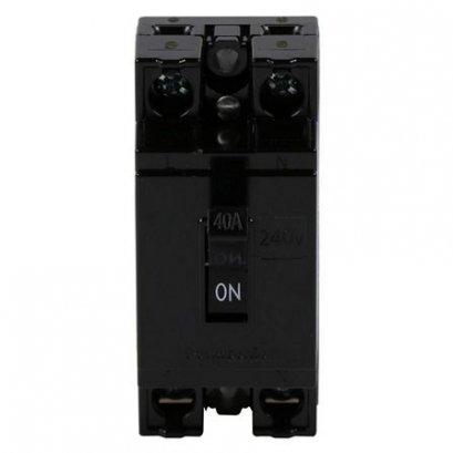 เบรคเกอร์ Panasonic 2เฟส 2P 10A