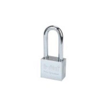 กุญแจลูกปืน ISON 877-CP40L 40MM SILVER