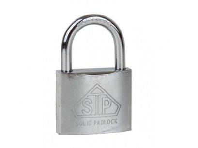กุญแจสปริง ชุบโครเมี่ยม STP 25มม.