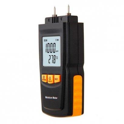 เครื่องวัดความชื้นไม้ BENETECH GM610