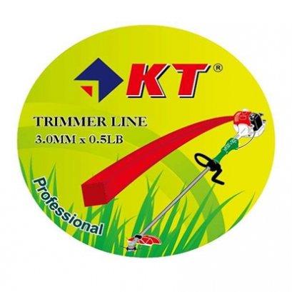 KT เอ็นตัดหญ้าเหลี่ยม3.0mm.x0.5LB0.5ปอนด์ (KT-J018-1360)