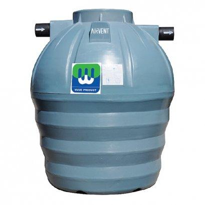 ถังบำบัดน้ำเสีย WAVE รุ่น WP-6000L (ครบชุด)