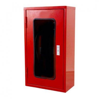 ตู้ใส่ถังดับเพลิง แบบท่อเดี่ยว ขนาด 40x70x20cm.