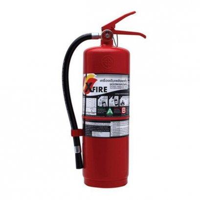 เครื่องดับเพลิงชนิดผงเคมีแห้ง6A20Bขนาด10ปอนด์ มอก.