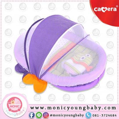 ชุดมุ้งเด็กเบาะที่นอน ลายผึ้ง Camera DOME Baby Net ซักได้ทั้งตัว