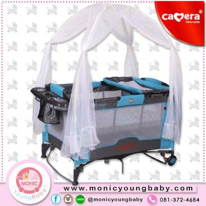 เปลเพน CAMERA รุ่น 526 มีที่ใส่ผ้าอ้อมสำเร็จรูปและขวดนม