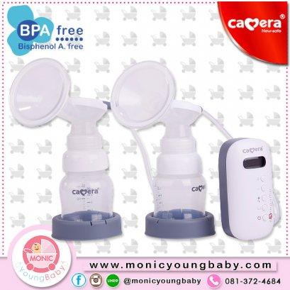 ปั๊มนมไฟฟ้า Camera W-2200 BOTH PUMP