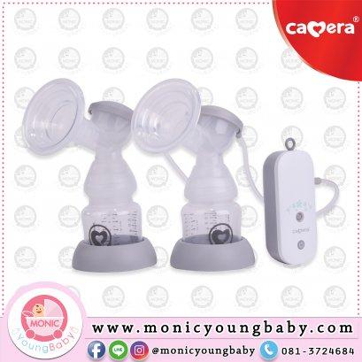 ปั๊มนมไฟฟ้า Camera W-5360 DUOPUMP-2