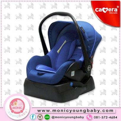 คาร์ซีทแบบกระเช้า 345 Camera Baby Carseat แบบมีฐาน