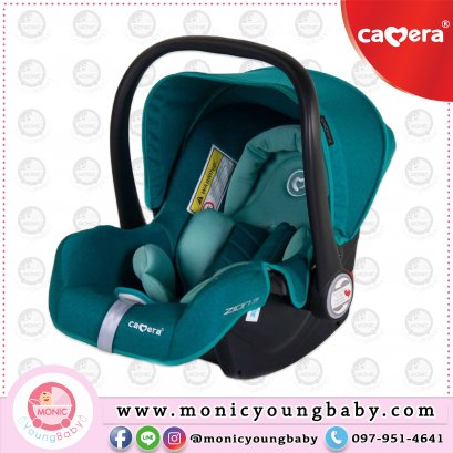 คาร์ซีทแบบกระเช้า 353 Camera Baby Carseat