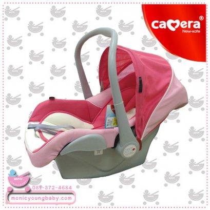 คาร์ซีทแบบกระเช้า ZION 333 Camera Baby Carseat
