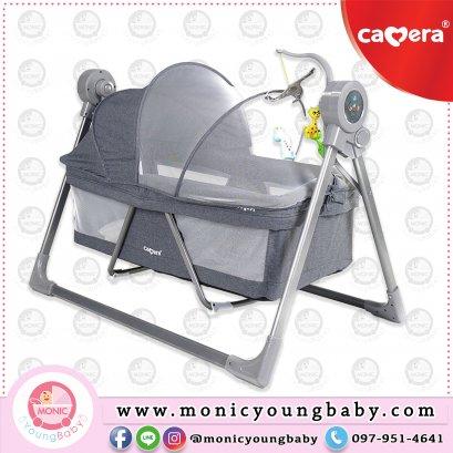 เปลไกวไฟฟ้า 521 Caddy-M พร้อมรีโมทคอนโทรล ยี่ห้อ Camera
