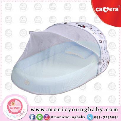 ชุดมุ้งเด็กเบาะที่นอน igloo Pod ถอดซักได้ Camera DOME Baby Net