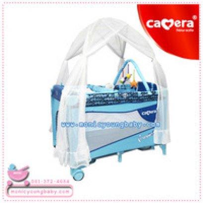 วิธีประกอบเปลเพน C-P534BE Camera Baby Playpen