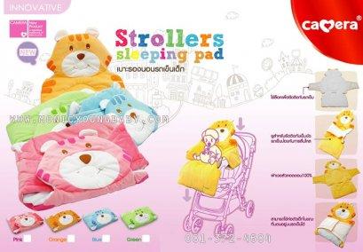 เบาะรองนอนรถเข็นเด็ก Camera Strollers Sleeping pad