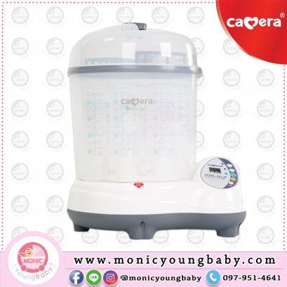 หม้อนึ่งขวดนมดิจิตอลระบบอบแห้ง 9003 MAX Ion-Dry4 Camera Baby