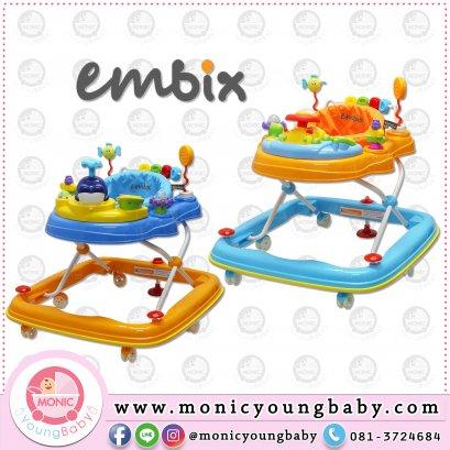 รถหัดเดินและช่วยพยุงยืน EM-95005 Baby Walker and Entertainer