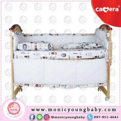 เตียงไม้เด็ก CAMERA รุ่น715  Wooden Bed