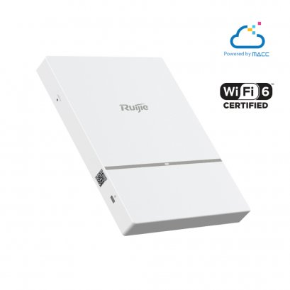 RUIJIE เครื่องช่วยขยายสัญญาณไวเลสแบบติดเพดาน Wireless Access Point รุ่น RG-AP820-L(V2)
