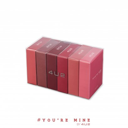 4U2 YOU'RE MINE Box Set 18 colors (Limited Edition)