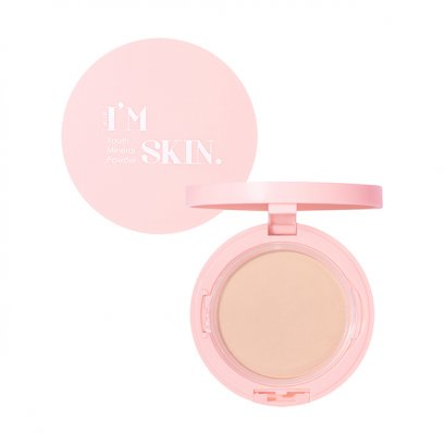 4U2 I'M SKIN YOUTH MINERAL POWDER NO.02 NATURAL SKIN