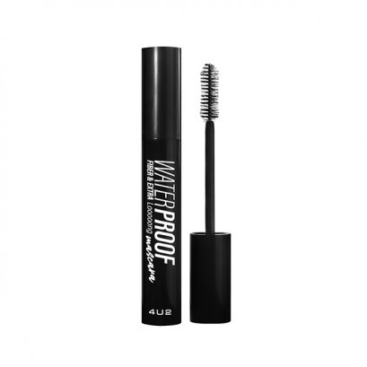 4U2 WATERPROOF FIBER & EXTRA LONG MASCARA