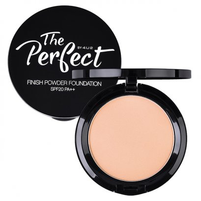 4U2 THE PERFECT FINISH POWDER SPF20 PA++ #401 SAND