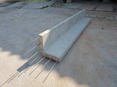 Retaing Wall L Series (กำแพงกันดินสำเร็จรูปพร้อมฐานแผ่ และกันดินใหล) รูปแบบกรมทางหลวง ผลิตตามมาตราฐานกรมทางหลวง