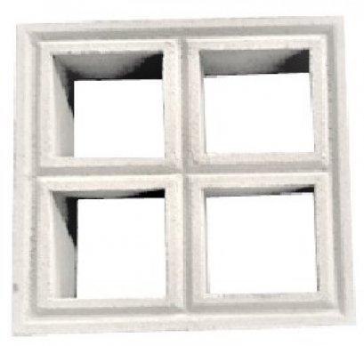 บล็อคช่องลม CPS 4 ช่องลม (CPS Ventilation 4 Block)