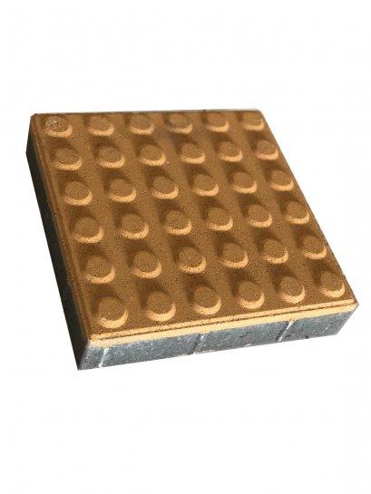 แผ่นทางเท้า สำหรับผู้พิการทางสายตา Blind Block (Braille Block)