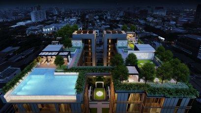 """คิง ไว กรุ๊ป เชื่อมั่นตลาดไทย เปิดคอนโดฯ หรูแห่งแรก """"S61 SUKHUMVIT BY KWG"""" บนทำเลสงบเงียบ ใจกลางเอกมัย  ราคาเริ่มต้น 7.69 ลบ"""