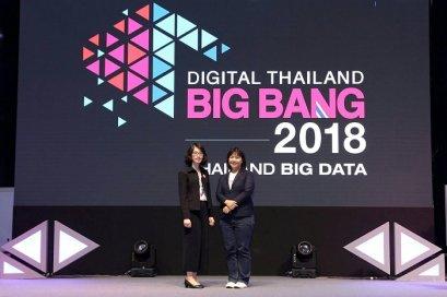 depa เผยผลสำรวจอุตสาหกรรม Big Data ในงาน Digital Thailand Big Bang 2018